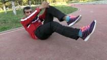 BATMAN PETROLSPOR - Karanlık Dünyası Atletizmle Aydınlandı