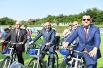 ÇAM SAKıZı - Kartepeli Öğretmenler Bisikletleri İle Buluştu