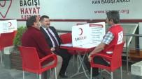 KAN BAĞıŞı - Kızılay Kan Merkezinden Ramazanda Kan Çağrısı