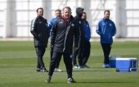SERGEN YALÇIN - 'Konyaspor'da çalışmak isterim'