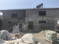KÖSEKÖY - Köseköy'de Camii Şadırvanı Tamamlanıyor