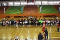 KARAKAYA - Küçükler Badminton Türkiye Şampiyonası Başladı