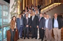 LOKANTACILAR ODASI - Lokantacıların Bölge Toplantısı Eskişehir'de Yapıldı