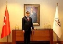 ORTADOĞU - Mahsum Altunkaya, TİM Sektör Kurulu Başkanlığına Seçildi