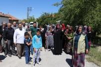 BAZ İSTASYONU - Malatya'da Mahalleliden Baz İstasyonu Tepkisi