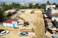 OMURGA - Manavgat Kent Meydanı Projesi Başladı