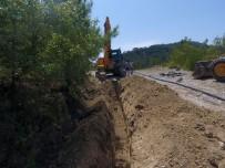 SU SIKINTISI - Manavgat'ta İçme Suyu Hatları Yenileniyor