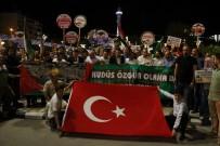 SİVİL DAYANIŞMA PLATFORMU - Manisa'da Filistin Protestosu