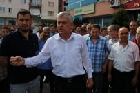 PAZARCI ESNAFI - Manisa'da Pazarcı Esnafı Pazar Yeri Sorununun Çözülmesini İstedi