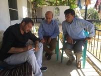 ERSOY ARSLAN - Muhtarlıklar Dairesi Kula'da Sorunları Dinledi