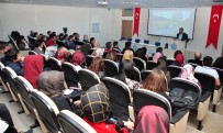 VAHDETTIN - NEÜ'de 'Son Dönem Osmanlı Düşüncesinde Doğu Ve Batı Algısı' Konulu Konferans