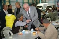 ODUNPAZARI - Odunpazarı Belediyesi İftar Programlarına Başladı
