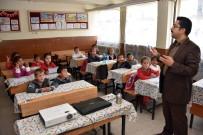 DERS PROGRAMI - (ÖZEL HABER) Muş'taki 1. Sınıf Öğrencilerinin İngilizce Azmi