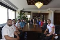 BOKS - Rektör Prof. Dr. Mustafa Çufalı'dan Şampiyonlara Teşekkür