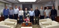 SEÇİMİN ARDINDAN - Salihli Belediyespor'a Yeni Yönetim