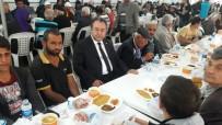 İSLAM ALEMİ - Samanlıoğlu İlk İftarını Vatandaşlarla Birlikte Açtı