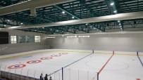 BUZ PATENİ - Samsun Buz Sporları Salonu Açıldı