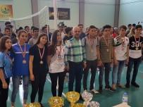 MASA TENİSİ - Saruhanlı'da 19 Mayıs Spor Müsabakaları