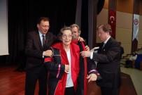 FAHRİ DOKTORA - SDÜ'den Devlet Sanatçısı Suna Kan'a Fahri Doktora Payesi