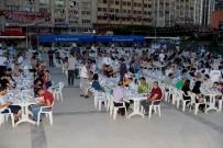 YAŞAR KEMAL - Seyhan Belediyesi İftar Sofrası Kuruldu