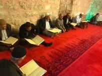 Siirt'te Tarihi Ulu Camide Mukabele Okutuluyor