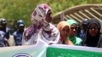 ACıMASıZ - Sudanlı Öğrencilerden İsrail'e Tepki
