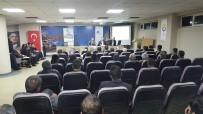 CENGIZ ŞAHIN - Tatvan'da 'Teşvik Paketleri' Bilgilendirme Toplantısı Düzenlendi