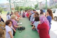 KADINA ŞİDDET - Tece'de Kadın Üretici Pazarı Açılıyor