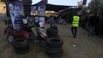 TEKERLEKLİ SANDALYE - Tekerlekli Sandalyeye Dökülen Kan Açıklaması Fadi Ebu Salah