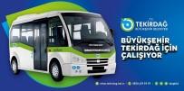 SOSYAL BELEDİYECİLİK - Tekirdağ'da Toplu Taşımada Yeni Dönem