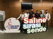 YUSUF GÜNEY - Türk Müziği Yarışmalarında Erzincan Rüzgarı Esti