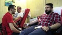 KAN BAĞıŞı - Türkiye'de Düzenli Kan Bağış Oranı Yüzde 42'Lerde