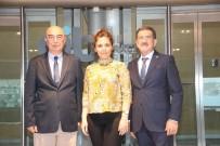 CELEP - Türkiye Kuru Meyve Sektör Kurulu Başkanlığına Osman Öz Seçildi