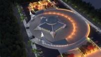 KUŞ BAKıŞı - Türkiye'nin İlk 'Ayyıldızlı Camisi' Kendini Göstermeye Başladı