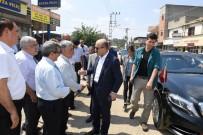 OSMAN SARı - Vali Demirtaş, Salbaş'ta Muhtarlar Ve Vatandaşların Taleplerini Dinledi