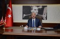 BILIM ADAMLARı - Vali Köşger'in 19 Mayıs Kutlama Mesajı