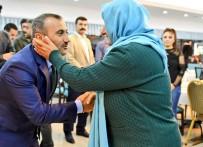 ALI KAHRAMAN - Vali Sonel, Şehit Ve Gazi Aileleriyle Bir Araya Geldi