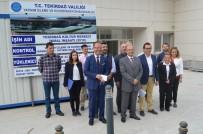 ARSLAN YURT - Yıllardır Açılamayan Kültür Merkezi Tamamlanıyor