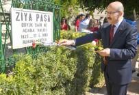 MUSTAFA AYDıN - Ziya Paşa, Vefatının 138. Yılında Törenle Anıldı