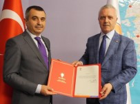 İHSAN KOCA - AK Parti İl Başkanlığına Atama