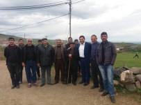 REFERANDUM - AK Parti Kars Milletvekili Aday Adayı Dr. İmbat Muğlu, Seçim Çalışmalarını Sürdürüyor