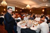 MAZLUM - AK Parti'nin Trabzon'daki Kurucuları İftar Yemeğinde Buluştu