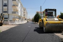 BÖLCEK - Aksaray Belediyesi Alt Ve Üst Yapı Çalışmalarını Sürdürüyor