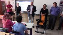 MÜGE ANLı - Akülü Tekerlekli Sandalye Hayali Gerçek Oldu