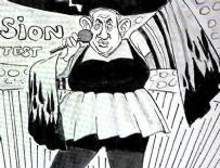 BENYAMİN NETANYAHU - Almanya'da Netanyahu'yu çizen karikatürist işten çıkarıldı