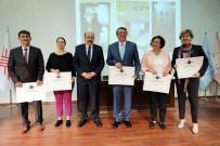 ENGELLİ ÖĞRENCİ - Anadolu Üniversitesi En Fazla 'Engelsiz Üniversite Ödülü' Alan Kurum Oldu