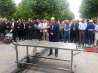 GIYABİ CENAZE NAMAZI - Ankara'da Şehit Filistinliler İçin Gıyabi Cenaze Namazı Kılındı