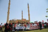 CUMA NAMAZI - Antalya'da İsrail Ve ABD'ye Tepki