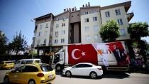 BEBEK MAMASI - Antalya'dan Filistinli Çocuklara Yardım