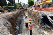 BÜYÜKŞEHİR YASASI - ASAT'tan Manavgat'ta 242 Milyonluk Alt Yapı Yatırımı